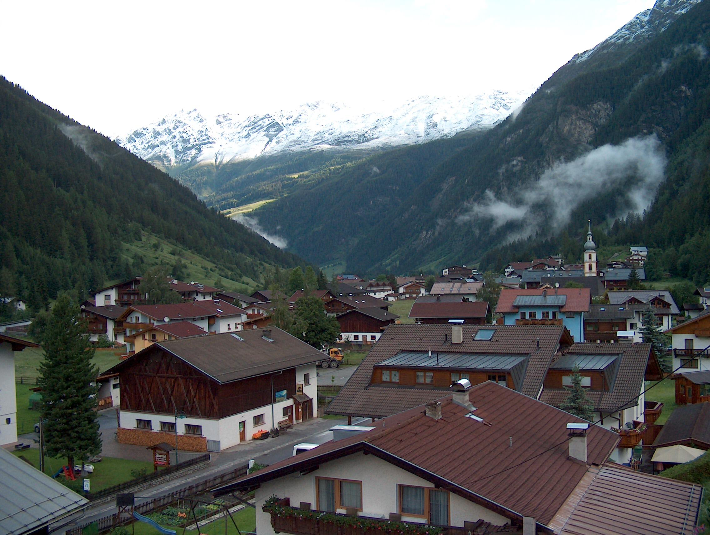 österreich Kaunertal